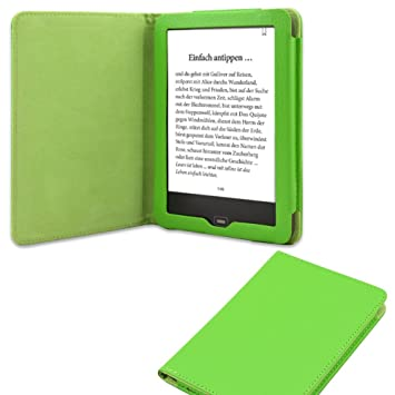 Case Funda Móvil para Tolino Vision 2 3 4 HD de eBook Reader Cover ...