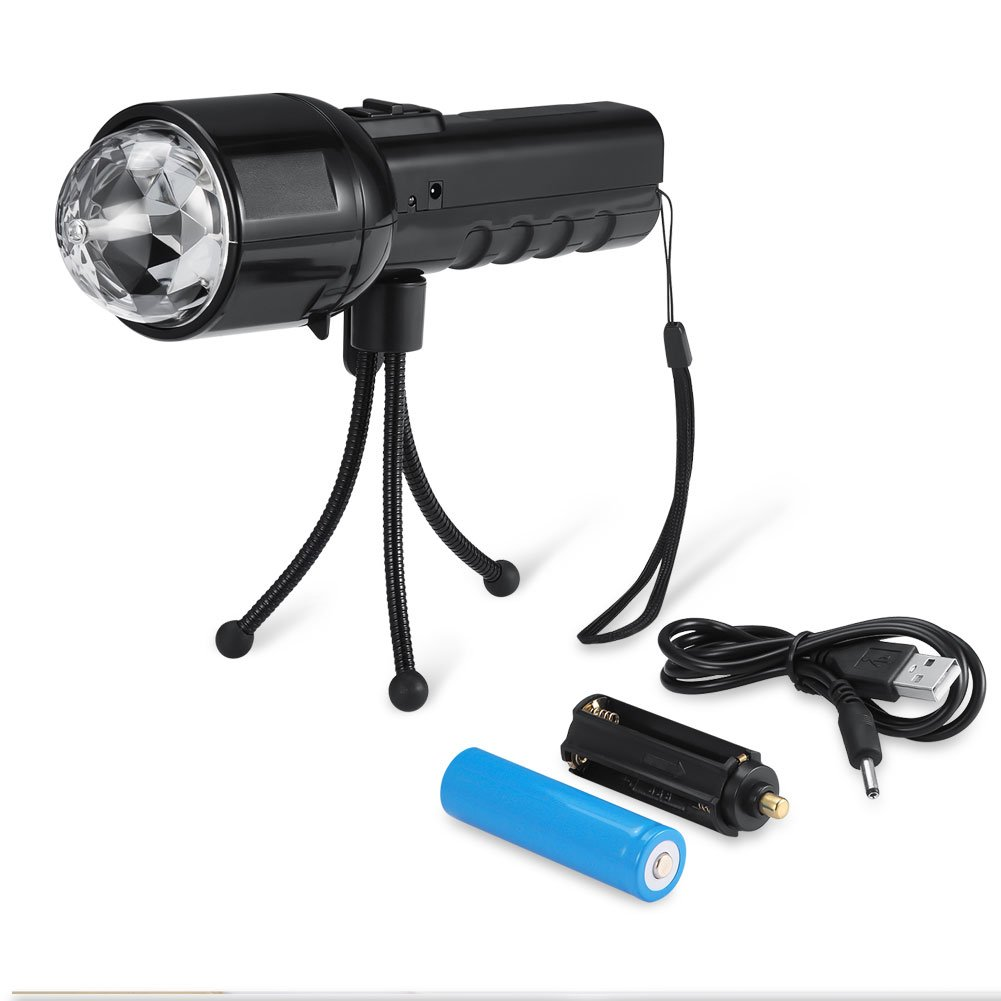 Amazon.com: Home Party Lights, WOWTOU LED Flashlight Rechargeable ...