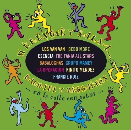 Merenque Y Salsa-Bachata Y Reggaeton-En La Calle C by Merenque Y Salsa-Bachata Y Reggaeton-En La Calle C ()