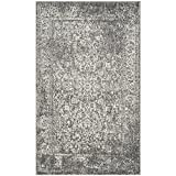 Cheap Safavieh Evoke Collection EVK256D Vintage Oriental Grey and Ivory Area Rug (2'2″ x 4′)