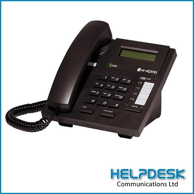 LG LDP 7008d negro teléfono – Soporte técnico Comms: Amazon.es: Electrónica