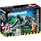Playmobil 9223 - Venkman, Dana e Cani Infernali, 4 Pezzi