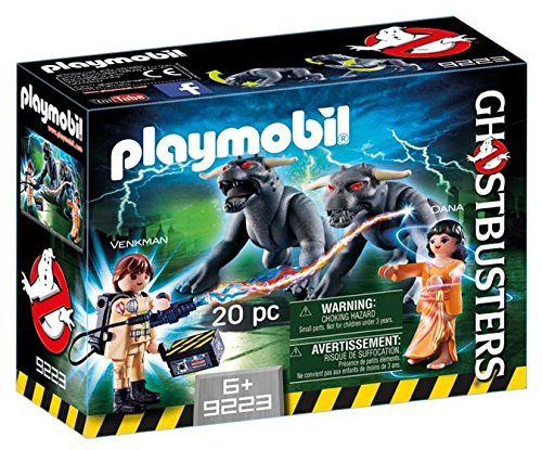 PLAYMOBIL Venkman and Terror Dogs