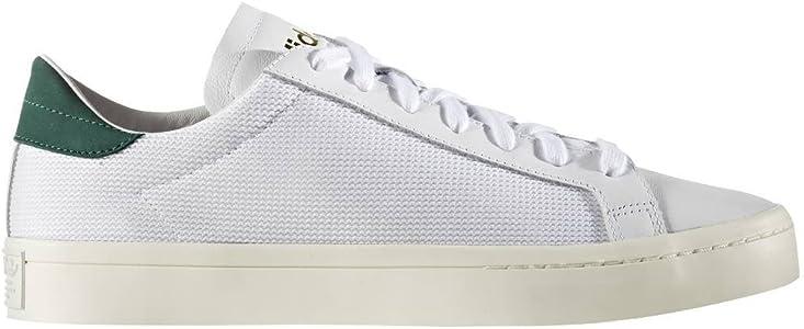 adidas court vantage blanche