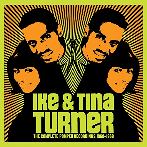 Ike and Tina Turner-The Complete Pompeii Recordings 1968-1969-(CLO 0385)-REMASTERED DELUXE EDITION-3CD-FLAC-2016-WRE Download