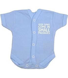 419682c32 Babyprem Premature Baby Bodysuit Vest NICU Neonatal Boy Girl Clothes  1.5-7.5lb