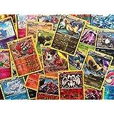 Pokemon TCG - 100 Card Lot Pokemon Ex Or MEGA EX FULL ART Rare HOLO Guaranteed, FREE SHIPPING by META