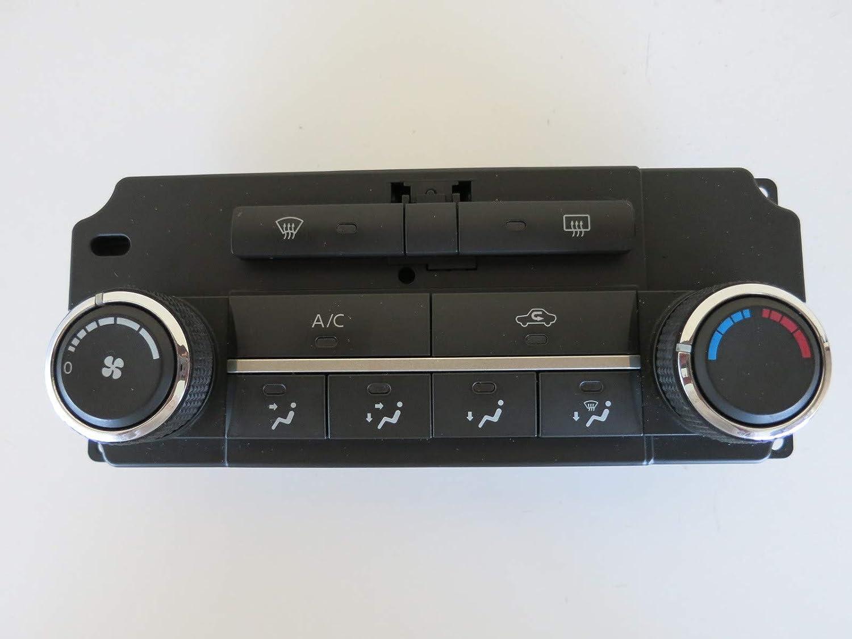 07 08 09 Nissan Quest Climate Control Panel Temperature Unit A/C Heater