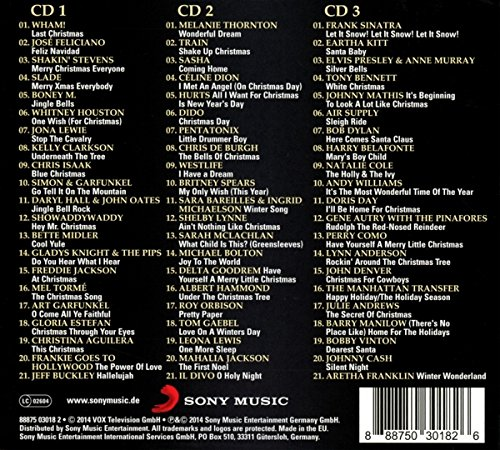 Vox Christmas Classics - Various: Amazon.de: Musik