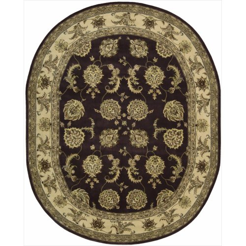 Nourison 2000 Collection Oval Rug - 1