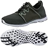 Aleader Men's Mesh Slip On Water Shoes
