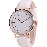 BID Classy Analogue Color Changing Watch for Girls & Women-Premium Quality (White to Purple)