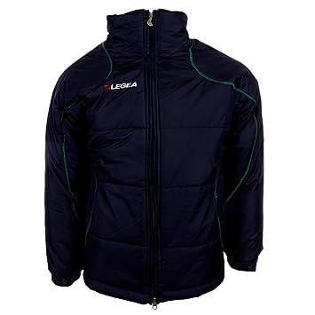 LEGEA Leichtathlet Jacke Storm komplett Kleidung Herren Turnier Sport XL  BLU-VERDE 0692cf1672