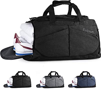 Mochila para Yoga Impermeable Grande Gym Bag Bolso Gimnasio
