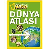 Dünya Atlası National Geographic Yay