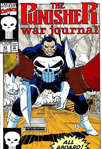 Punisher War Journal (1988 series) #41