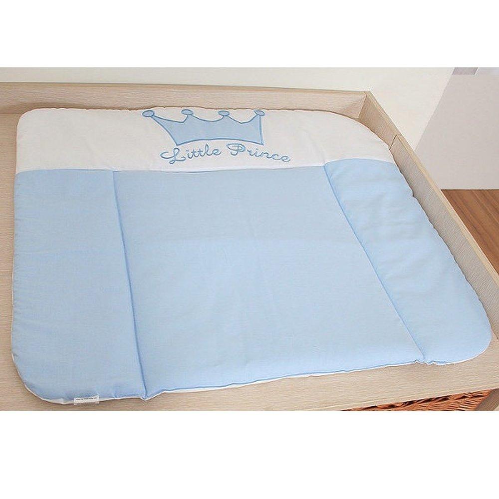 Be Bes Collection 340-50 Stillkissen mit Bezug Prinz neu blau