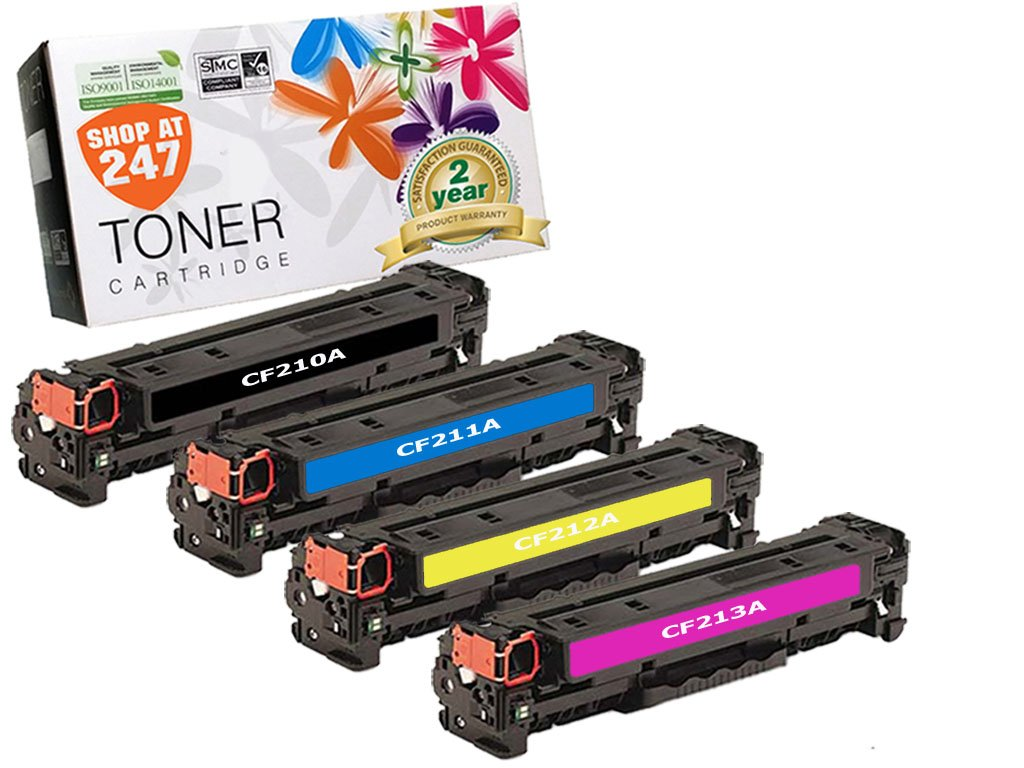 Toner Alternativo ( X4 ) 4 Colores SHOP AT 247 131A