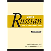 Using Russian: A Guide to Contemporary Usage