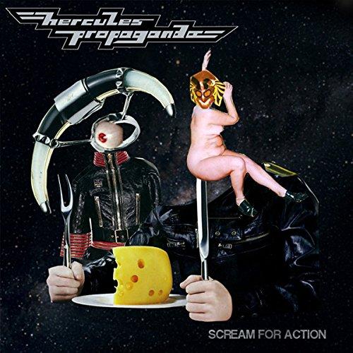 Scream For Action (LP) ()