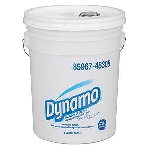 AJAX Dynamo Liquid Laundry Detergent