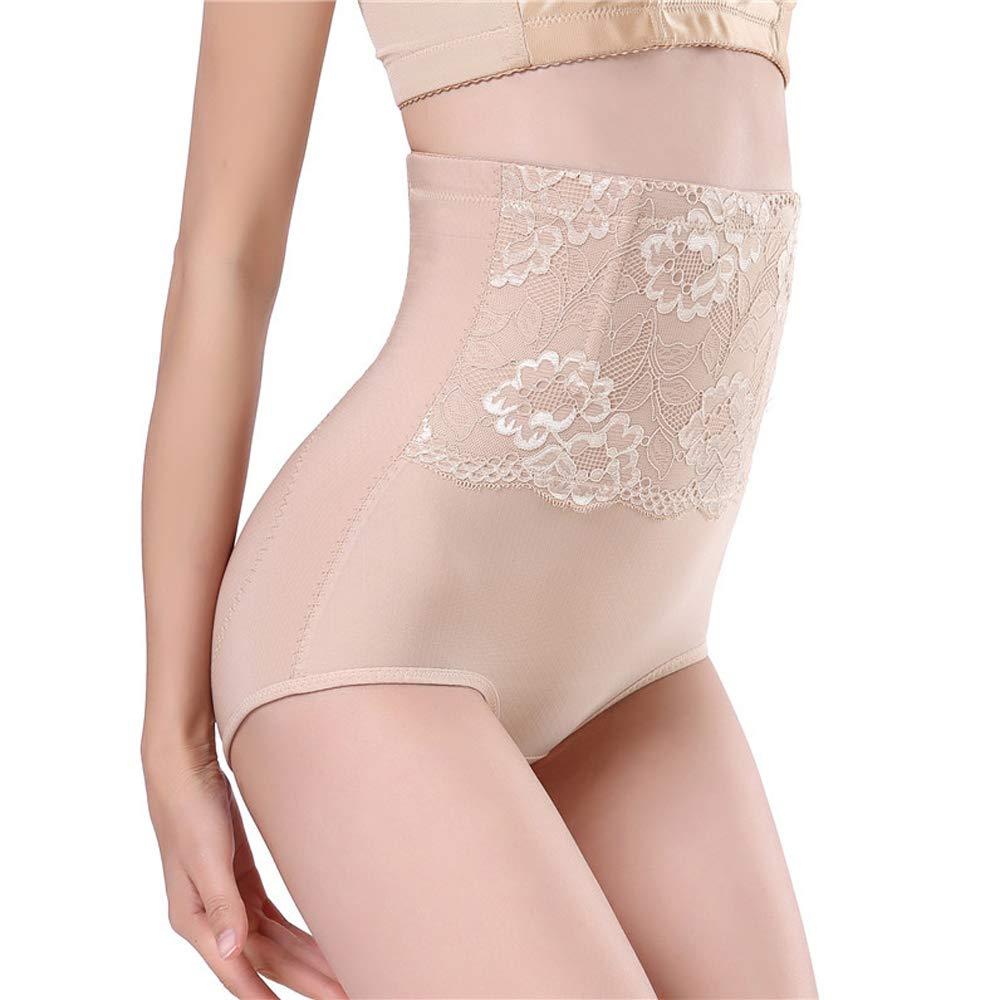 fa63dc9a6 Amian High Waist Shapewear Women Underwear Seamless Waist Butt Body Shaper  Lifter Tummy Control Panties Sexy Lace Slimming Panties  Amazon.co.uk   Clothing