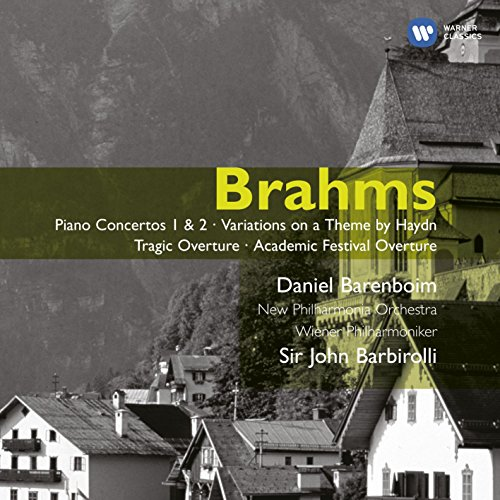 Brahms: Piano Concertos 1 & 2 - Variations on a Theme by Haydn - Tragic Overture - Academic Festival Overture