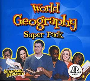 SDS World Geography Super Pack