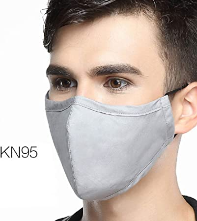 black surgical mask n95