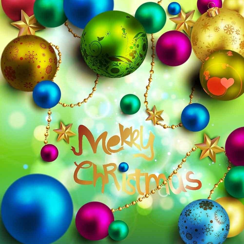 Colorful Christmas Balls.Gladsbuy Colorful Christmas Balls 10 X 10 Computer Printed Photography Backdrop Christmas Theme Background Lmg 145