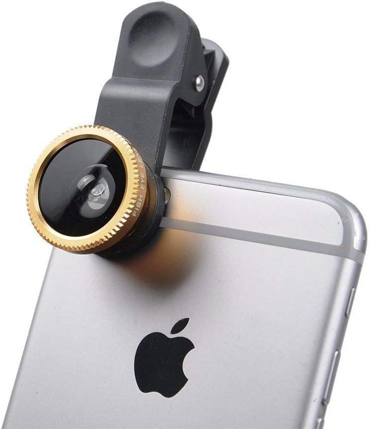 I-Sonite 20E3003 Blue Mobile Phone Universal Camera Lens 3 in 1 Kit Wide Angle + Fisheye + Macro Lens For Lenovo ThinkPad 10
