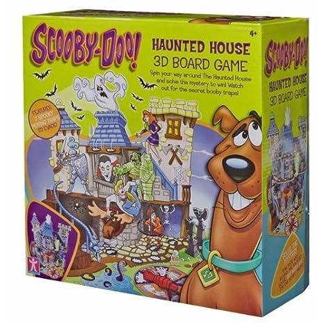 Gioco Societa Gpz Scooby Doo Brivido Al Castello Amazon It Giochi