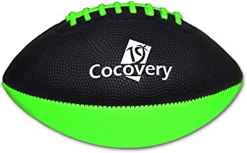 Balón Fútbol Americano Playa-Cocovery19 (Verde): Amazon.es ...
