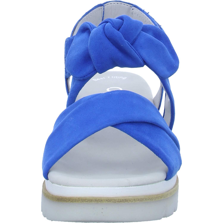 Gabor Gabor Gabor 23.610 Damen Sandalen,Keilsandalen, Frauen,Keilabsatz-Sandaletten,Keilsandaletten,Sommerschuh,flach,Best Fitting  1d0b77