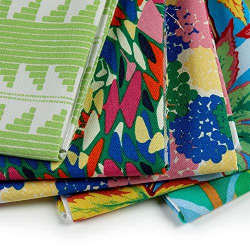 FreeSpirit Fabrics 50 Piece Designer Fat Quarter Fabric, Multicolor by Free Spirit Fabrics (Image #4)