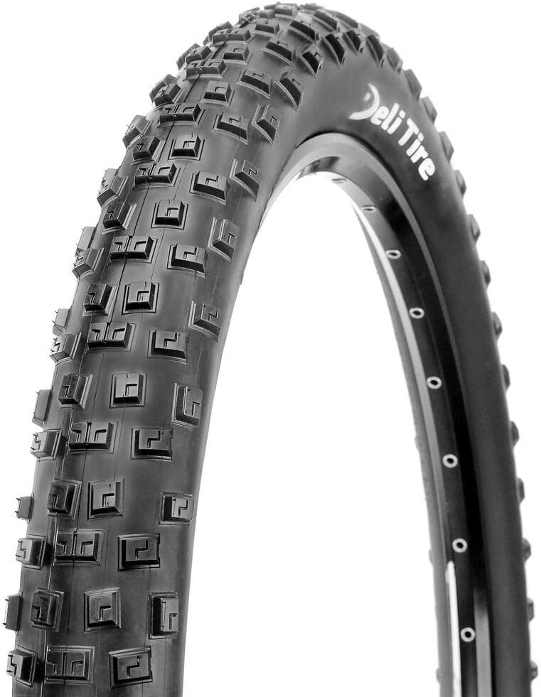 Mountain Bike Tire Skinwall 62 TPI Deli Tire 27.5 x 2.25 Folding Tire