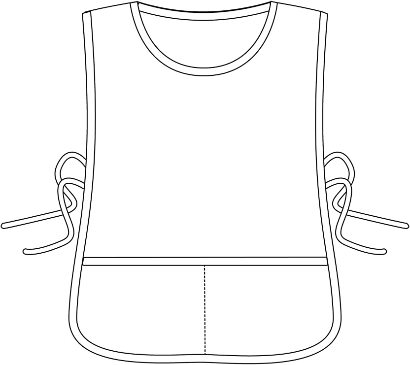 Grembiule Pulizie Unisex Adar Universal Grembiule da Lavoro Confezione da 2