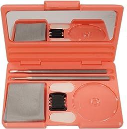 SOS Optical Everywhere Eyeglass Repair Kit Credit Card Size Pink