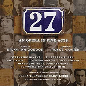 27 - An Opera in Five Acts