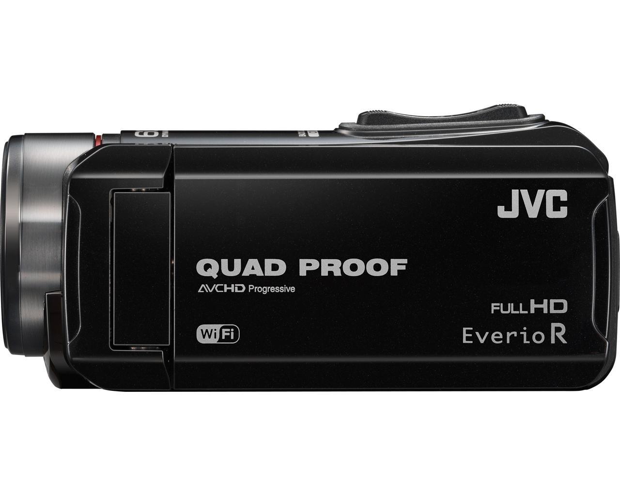 JVC GZ-RX610BEU - Videocamara Full HD (8GB, WiFi, 10 MP, zoom óptico ...