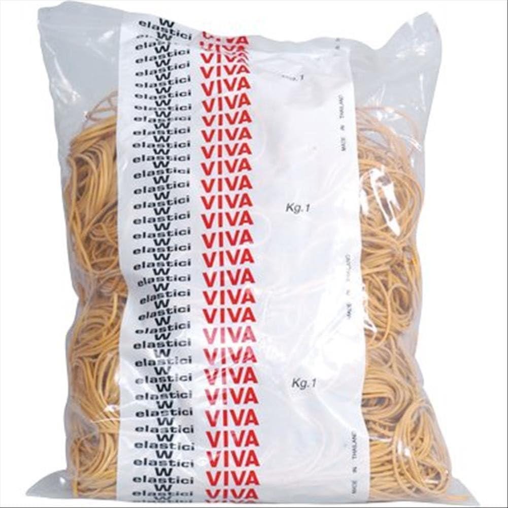 Giallo Viva E150 Elastico Diametro 150 mm Italia
