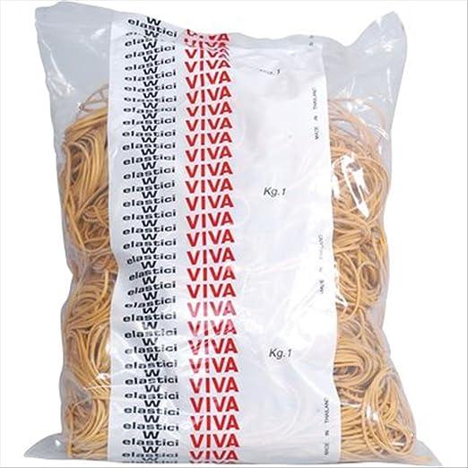 4 opinioni per Viva E100 Elastici, 100 mm, Confezione 1000