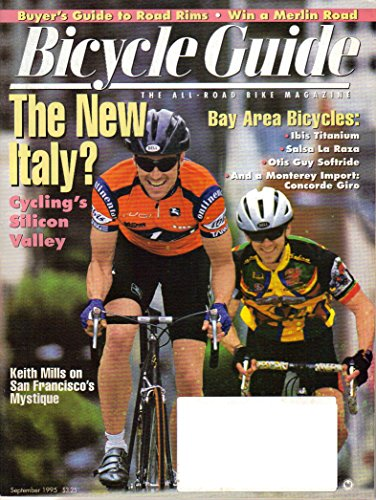 Bicycle Guide Magazine, Issue 21 (September, 1995)