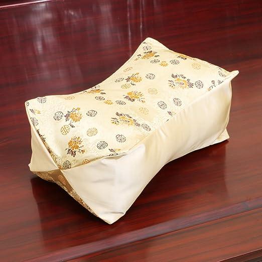 WW chino seda y brocado almohada/dormir de sujeción/proteger ...