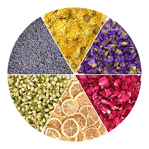 HAIOPS Dried Flowers Soap