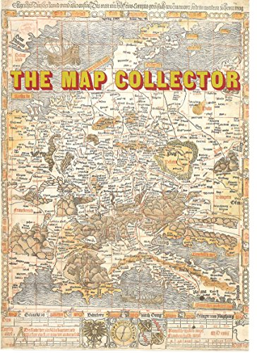 Engraved Vine - Map Collector Spring 1989 Issue No. 46