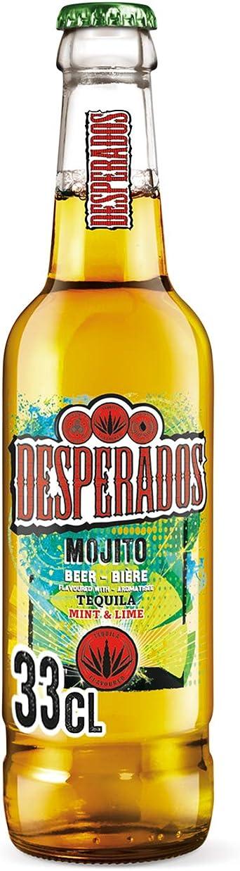 Desperados Mojito Cerveza - 330 ml: Amazon.es: Alimentación y ...