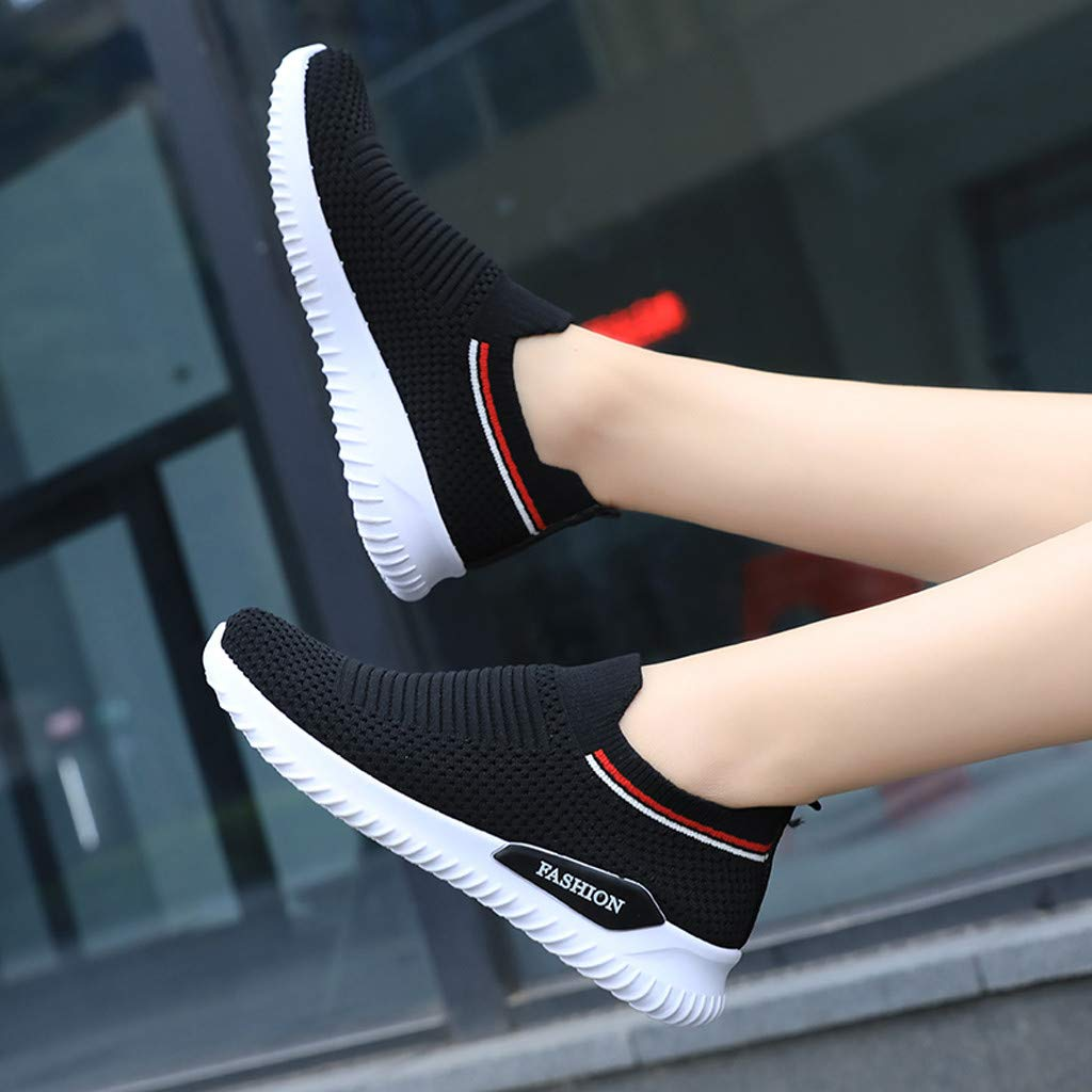 Zapatillas Deportivas para Mujer Verano Running 2019 PAOLIAN Zapatos de Deporte Gimnasia Mujer Plano Zapatillas Aire Libre Fitness Zapatos Escuela Casual Transpirable 36-41 EU: Amazon.es: Zapatos y complementos