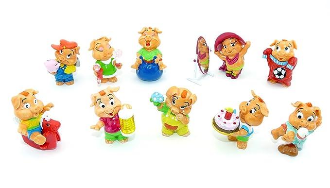 Ü-Ei Serie Deutschland 2000 Figur zum auswählen Pinky Piggys