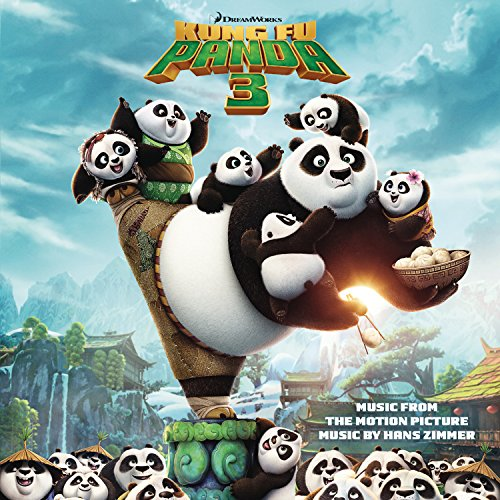 - Kung Fu Panda 3 (Music from the Motion Picture)